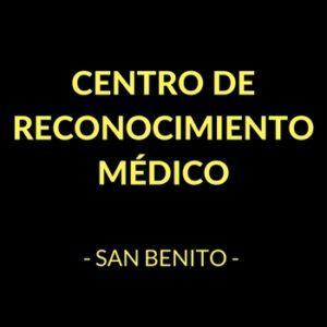 Centro de Reconocimiento Médico San Benito